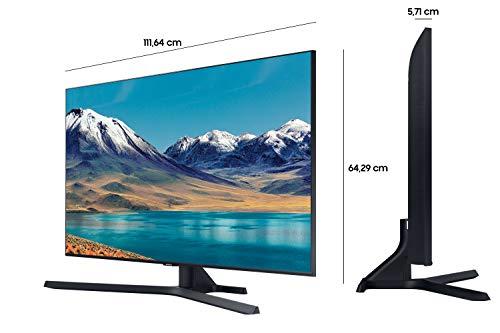 Samsung TU8509 125 cm (50 Zoll) LED Fernseher (Ultra HD, Dual LED, HDR 10+, Triple Tuner, Smart TV) [Modelljahr 2020]