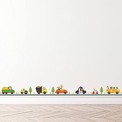 Removable Creative 3D Wall Decals Kids room Wall Decorations
