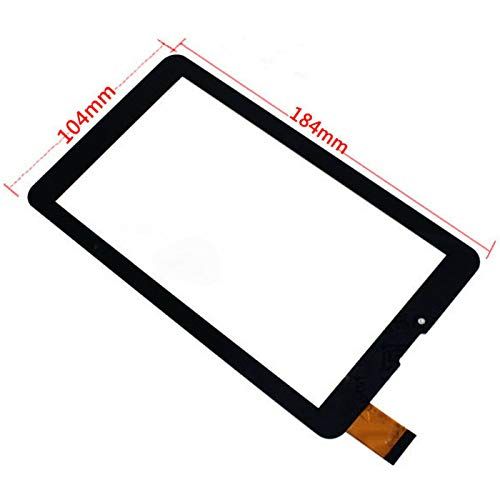 Touch Screen Digitizer, 3pcs/lot for iROLA DX760 Touch Screen Digitizer Tablet Repair New Replacement