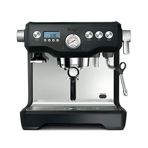 Sage Appliances SES920 Espressomaschine, Mattschwarz