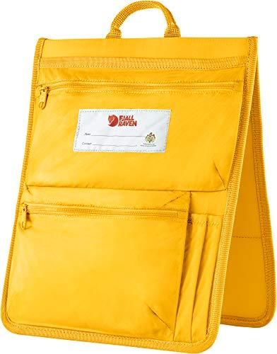 Fjallraven, Kanken Organizer Insert for Kanken Backpacks, Warm Yellow
