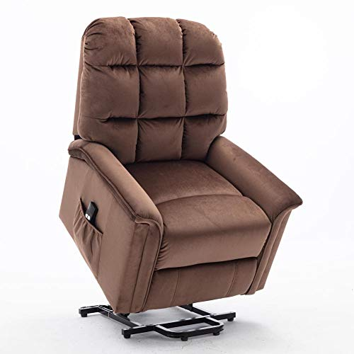 YEARGER Power Lift Recliner Chair - Comfortable...