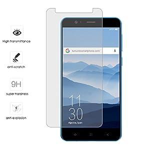 Tumundosmartphone Protector Cristal Templado para ELEPHONE S7 ...