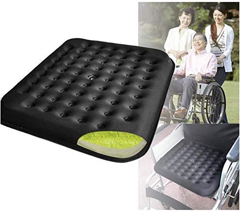 YAYY Orthopedische Gel Kussen Opbergen Rolstoel Anti-Decubitus Kussen Orthopedische Gel Verbetert Comfort Foam Seat Kussens Orthopedische Stoel Kussens (Upgrade)