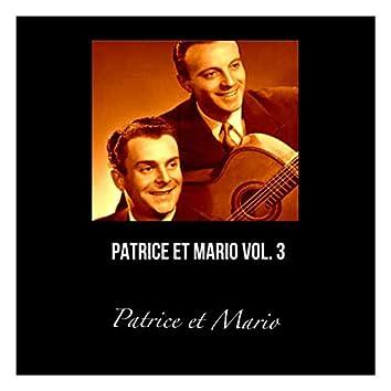 Patrice et mario, vol. 3