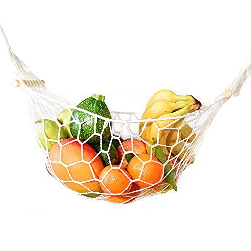 Portafrutta e verdura per conservare frutta e verdura, permette la maturazione uniforme di frutta e verdura, donando alla tua cucina o spazio un tocco originale e diverso.