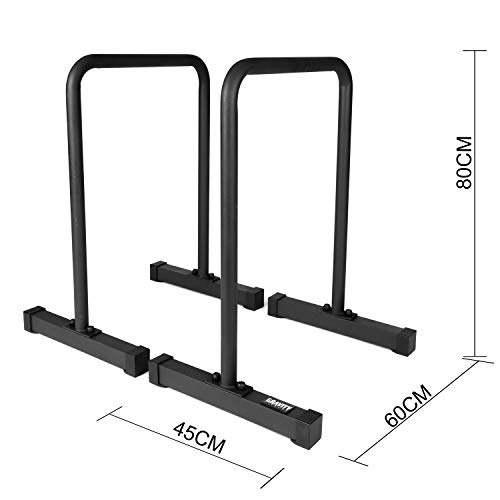 Gravity Fitness XL Pro Parallettes 2.0 - Nuevas...