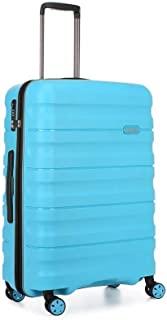 Antler UK | Juno II Collection | Medium size | Luggage | Suitcase | Trolley | Carry on | Travel bag | Teal Color