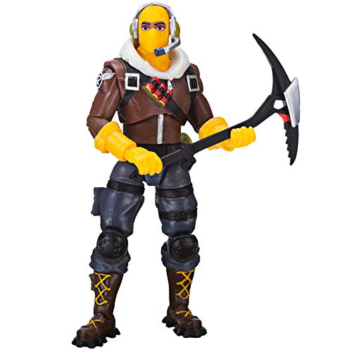 Fortnite FNT0014 Solo Mode 1 Figure Pack-Raptor, Teknique