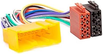 Adaptador cable enchufe ISO para autoradio de coche vehiculos C12030 AERZETIX