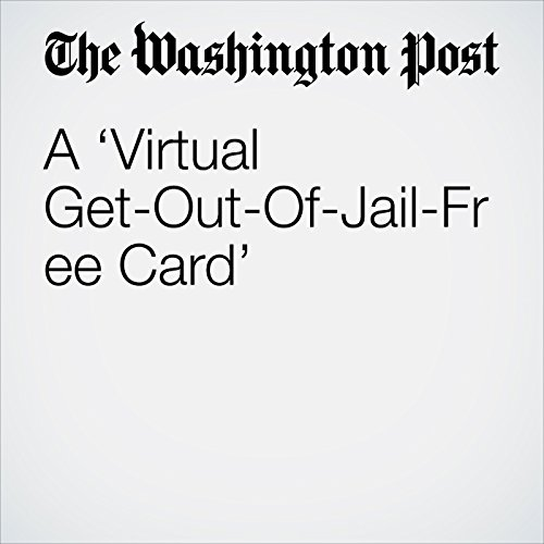 A 'Virtual Get-Out-of-Jail-Free Card' audiobook cover art