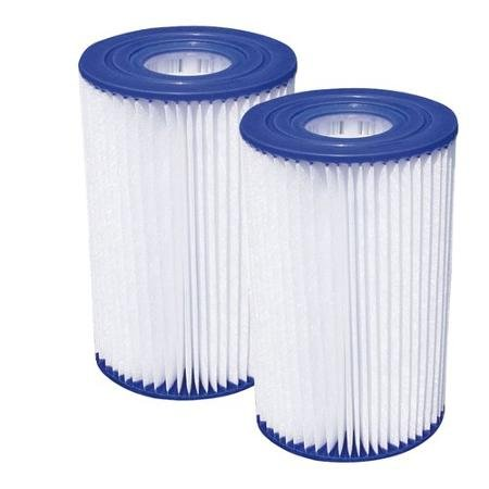 Summer Escapes B Cartridges, Two Pack of Swimming Pool Filters....