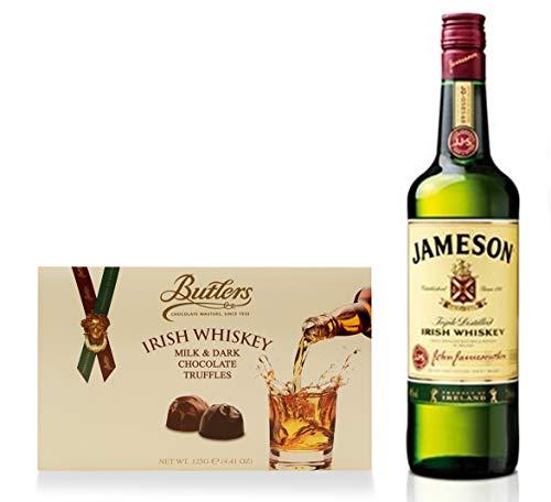 Jameson irischer Whiskey + Irish Whiskey Truffles Pralinen