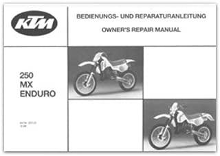 ktm 250 mx 1987