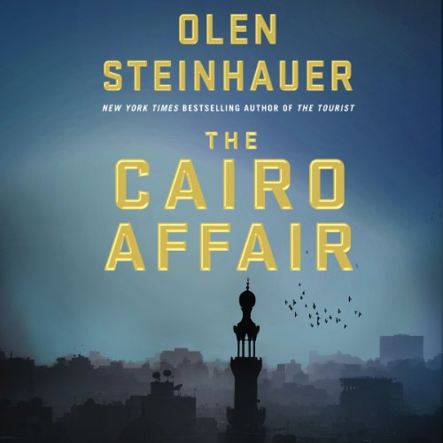 The Cairo Affair audiobook cover art