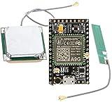 TECNOIOT A9G A9 gsm GPRS GPS BDS Module A9G Core Pudding Development Board with Antenna