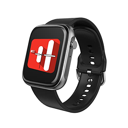 VBF Pulsera Inteligente, Moda, T3Pro Bluetooth Respuesta y Llamada, Multi-Deportes, Ritmo cardíaco, oxígeno de Sangre, Reloj Deportivo Impermeable para Android iOS,A