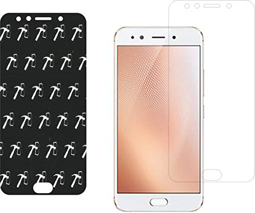 IndiForce Non-BREAKABLE 5D Gorilla Glass Screen Guard for Vivo X9s Plus -Hammer-Tested Screen Protector, Not a Odinary Tempered Glass