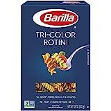 Barilla Tri-Color Pasta, Rotini, 12 Ounce (Pack of 16)