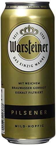 Warsteiner Premium Verum Pils, EINWEG (24 x 0.5 l)