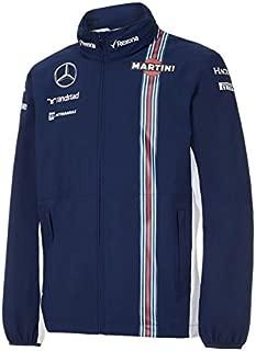 williams martini rain jacket