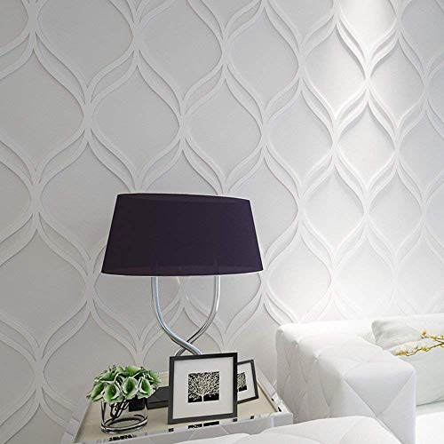 HomeArtDecor | Interlaced Modern 3D Wall Panels | 3D Tiles | High Quality Polyvinyl Chloride | Office Decoration | Home Decoration | Easy to Apply | Fretwork | Lattice