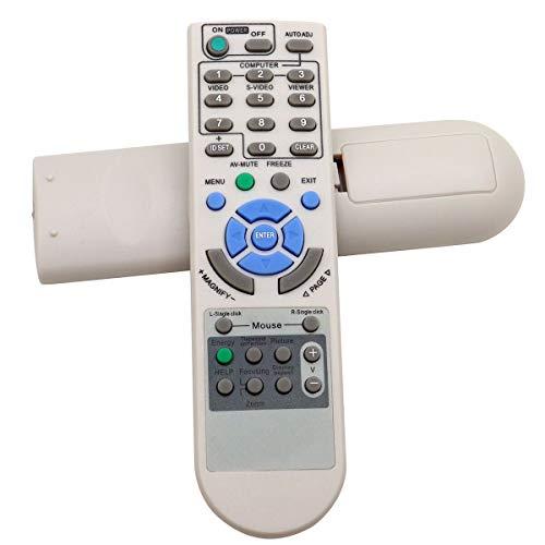 Aimdio RD-450C RD-448E Telecomando Proiettore per NEC M350X M300X M260X M230X M420X M300W M260W M300XS V300X V260X V230X V300W V260W Universale