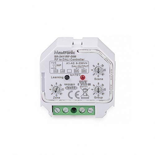 LED CONNEX Dali/PUSH RF-Controller 8-230V
