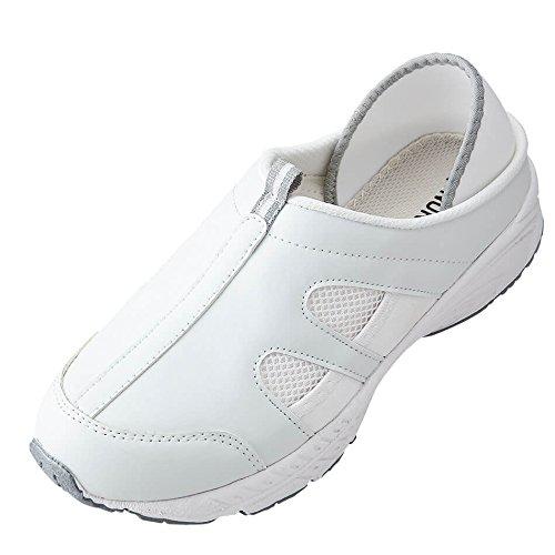 Nursery Daily Shoes, Classic 2-Way Nurse Shoes, 4E Width, Nursing, Senior Care, Mesh, Lightweight, Women's, Men's