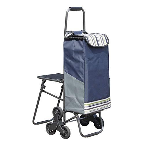 Carrito de la compra escaleras, carrito de la compra puede sentarse carrito...