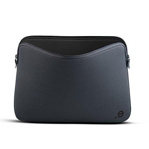 Be. ez LA robe–Custodia per MacBook Pro Retina da 15, colore: grigio/nero
