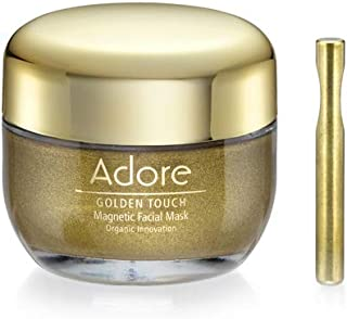 adore golden touch mask
