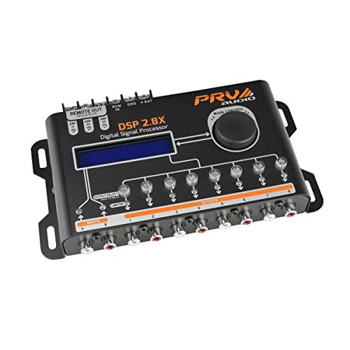 PRV AUDIO DSP 2.8X Car Audio Cro...