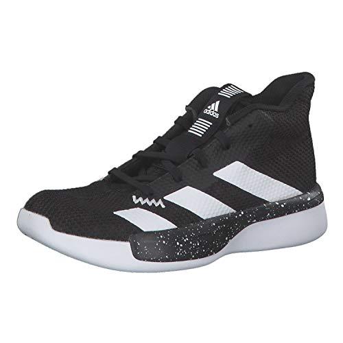 Adidas Pro Next 2019 K, Sport Shoes, Negbás/Ftwbla/Negbás, 35 EU