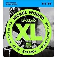 ダダリオ/D'Addario EXL130+ Nickel XL Electric Guitar Strings/アクセサリー【並行輸入品】