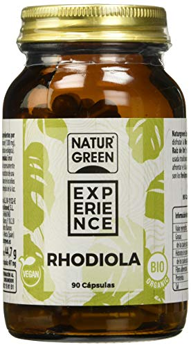 NaturGreen Experience Rhodiola Bio - 90 Cápsulas