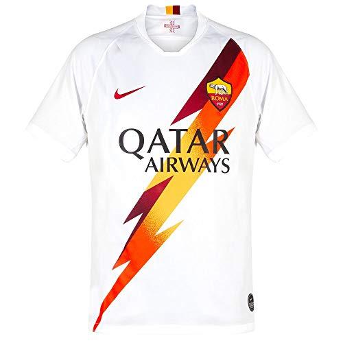 AS Roma Away Stadium Jersey 2019-20 (L) White