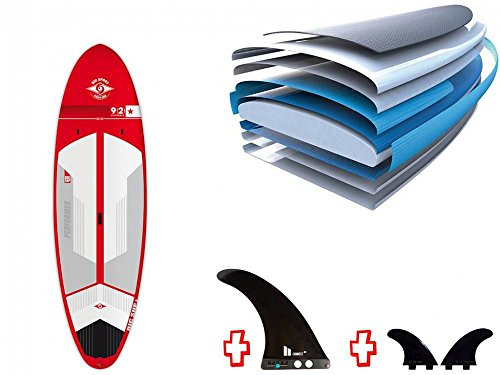 Bic Allround Ace i-tec sup, rouge