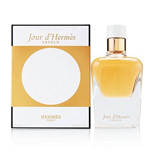 Hermes Jour D'hermes Absolu By Eau de Parfum Spray for Women, 2.87 Ounce