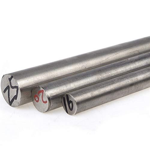 SchweißStäBe Set 1pcs TC4 Titan Ti Bar Grade Draht-Stick GR5 Metallstab Durchmesser 18mm-30mm Länge 100mm for Turbinenbau Gas Schweiß-Zubehör (Diameter : 24mm)