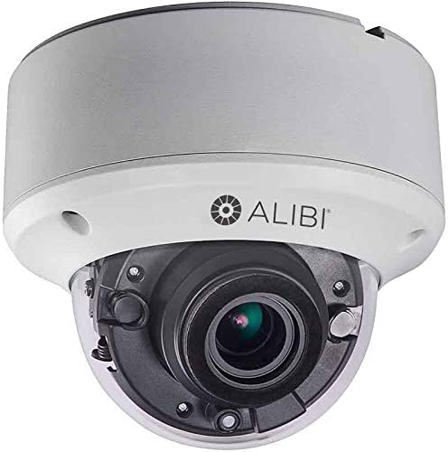 Alibi 2.0 Max 40% OFF Store Megapixel Hd 130' IR Wdr Outdoor Varifocal Vandalproof