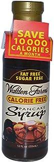 Walden Farms, カロリーの自由なパンケーキシロップ 355ML [並行輸入品]