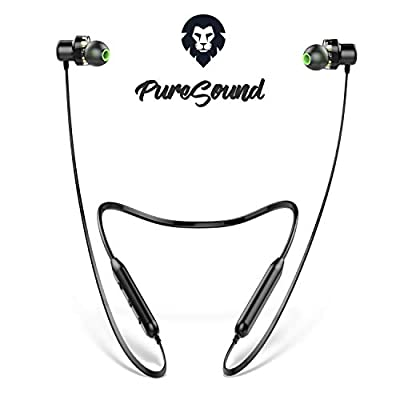 ENCORE® PURESOUND - bluetooth headphones in ear, European brand, wireless running earphones, Bluetooth earphones for Sport & Lifestyle - running headphones with mic from Encore