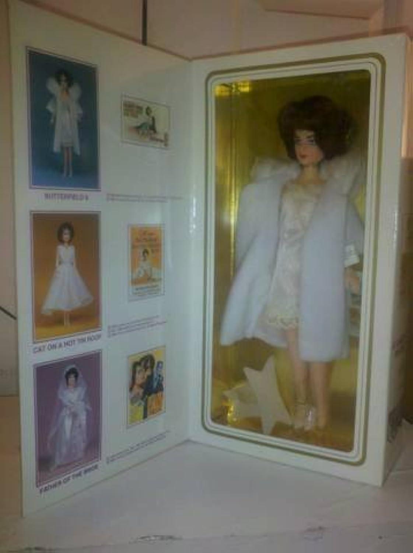 World Doll Presents a Limited Edition Portrait Doll Elizabeth Taylor by Turner Entertainment