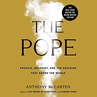 The Pope audiobook cover art
