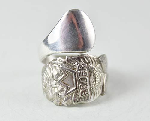 Besteckschmuck Ring, ca. 58 (18,6) Ring aus Besteck