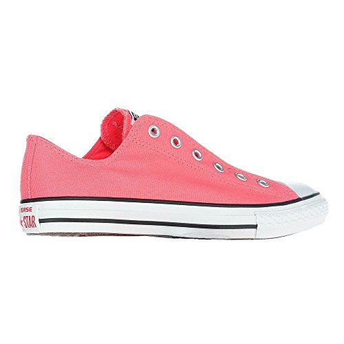 Converse - Chuck Taylor All Star - Couleur: Blanc-Rose - Pointure: 33.0