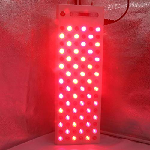 HSART Red Light Therapy 660Nm 850Nm Infrared Treatment Lamp Relieve Skin Aging Treat Muscle Pain Heating Lamp
