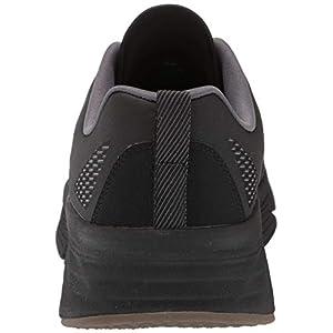 Skechers Men's Max Cushioning Elite Vivid-Performance Walking & Running Shoe Sneaker, Black, 7.5 D US