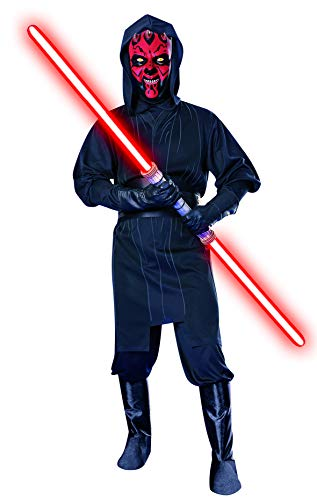 Rubies 315661 - Costume Star Wars Darth Maul, Nero, XL